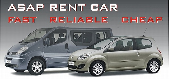 PRAGUE RENT A CAR